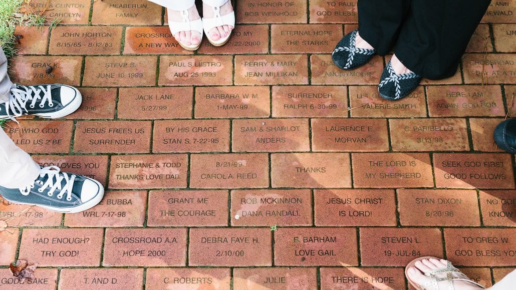 bricks of courage
